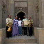BACU SUFI SHIRVANHAH PALACE